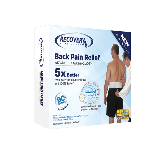 RecoveryRx® Back Pain Relief Therapy | RecoveryRx – Clinically ...